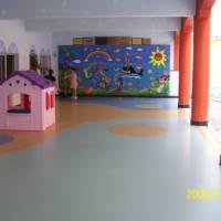 汝州幼儿园塑胶地板批发及施工