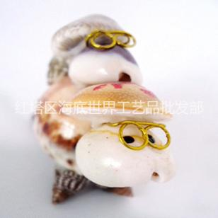 广水贝壳小动物批发