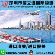 马来西亚专线货物进口清关图片