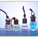 供应批发特色吊饰香水瓶 香水玻璃瓶 精油玻璃瓶