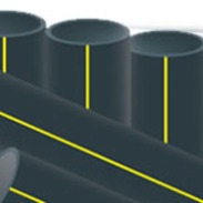本溪保压力PE燃气管材,电熔管件图片