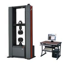 微机控制脚手架扣件试验机、微机控制橡胶拉力试验机、微机控制土工布试验机、微机控制防水卷材试验机、批发