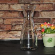 圆形果汁玻璃杯子无色透明 水壶 情侣饮料杯  果汁玻璃杯批发