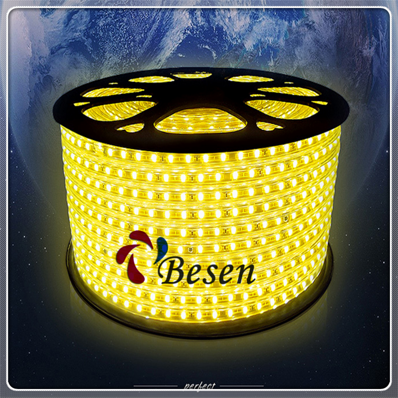 led灯带5050高压软灯条led防水灯带