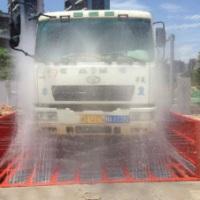 深圳越达渣土车洗轮机