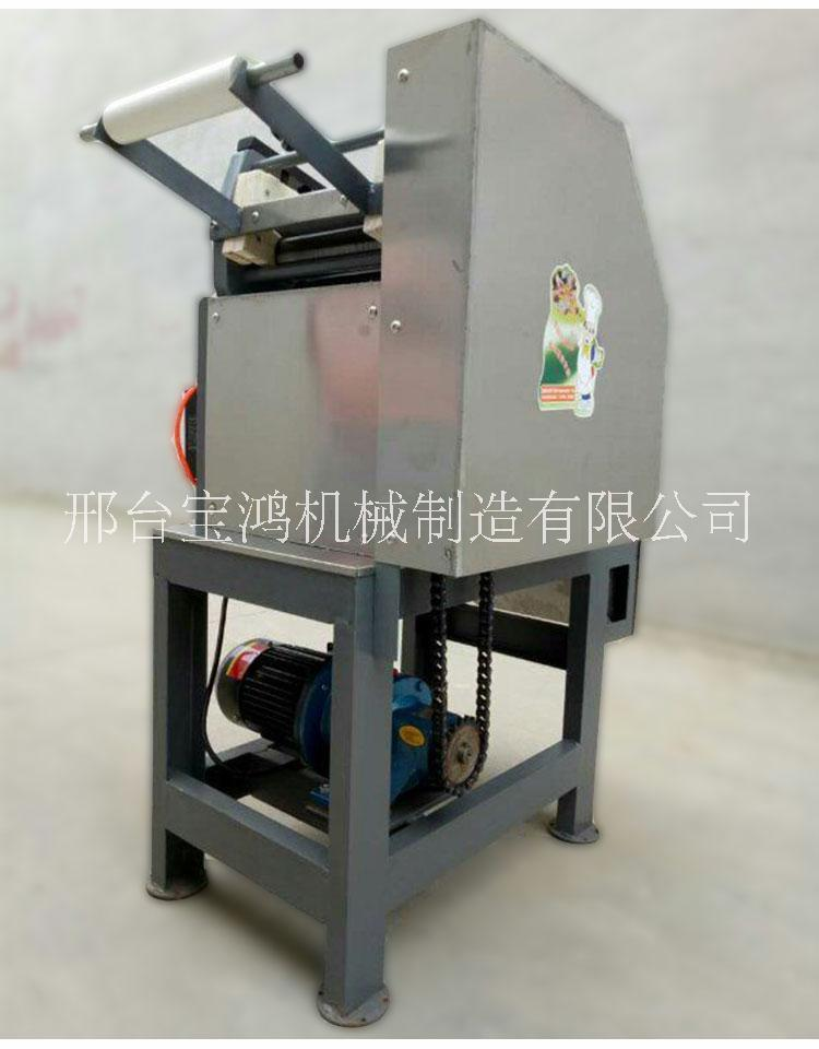 新品自动卡通面片一体机 商用仿手工蝴蝶面机 不锈钢自动面片机厂家