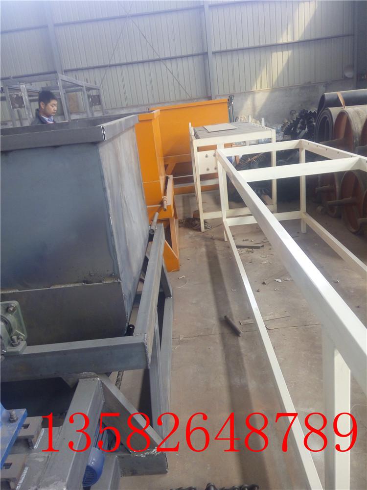 2000环保型匀质板设备操作流程
