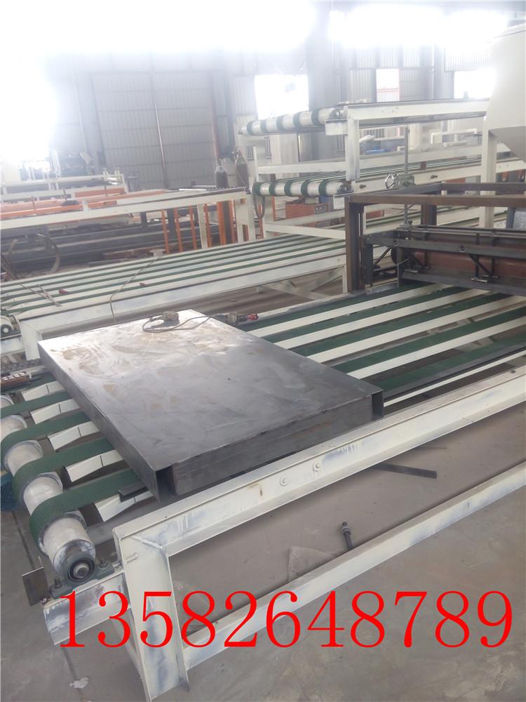 防火水泥匀质板设备厂商