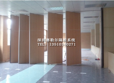 深圳酒店欧式风格装饰活动屏风隔断隔音墙