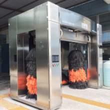 往复式自动洗车机 往复式电脑洗车机 往复式电脑洗车设备 节能环保性能安全稳定的凯萨朗洗车机