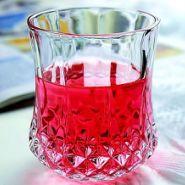 批发青苹果透明钻石杯子玻璃水杯创意KTV威士忌酒杯 玻璃水杯 玻璃钻石水杯
