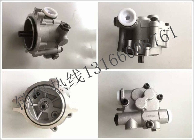 批发川崎系列齿轮泵先导泵供应日立EX200挖掘机齿轮泵