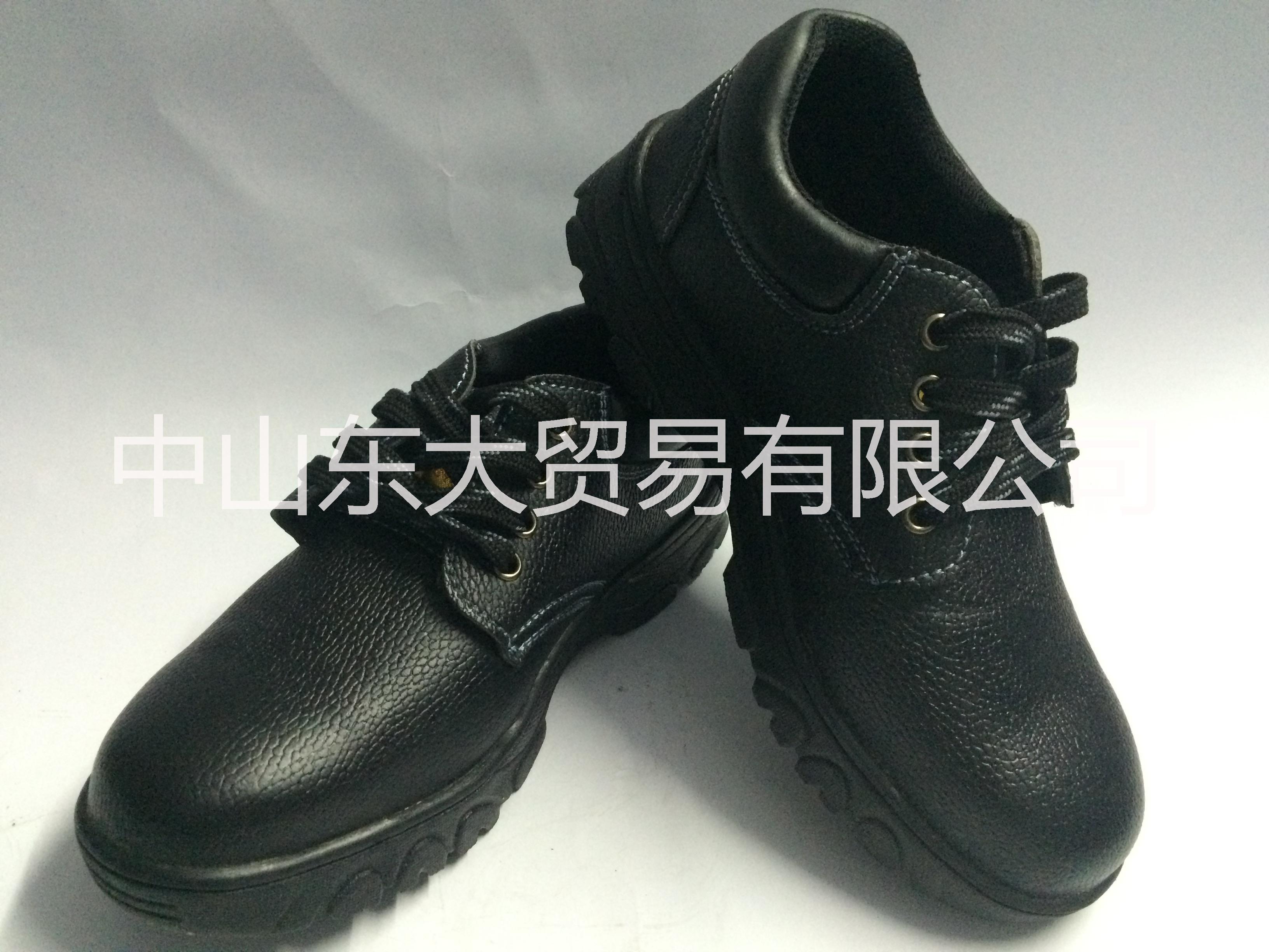 恒健822防滑钢头鞋 劳保鞋 工作鞋 防护鞋 安全鞋中山劳保批发