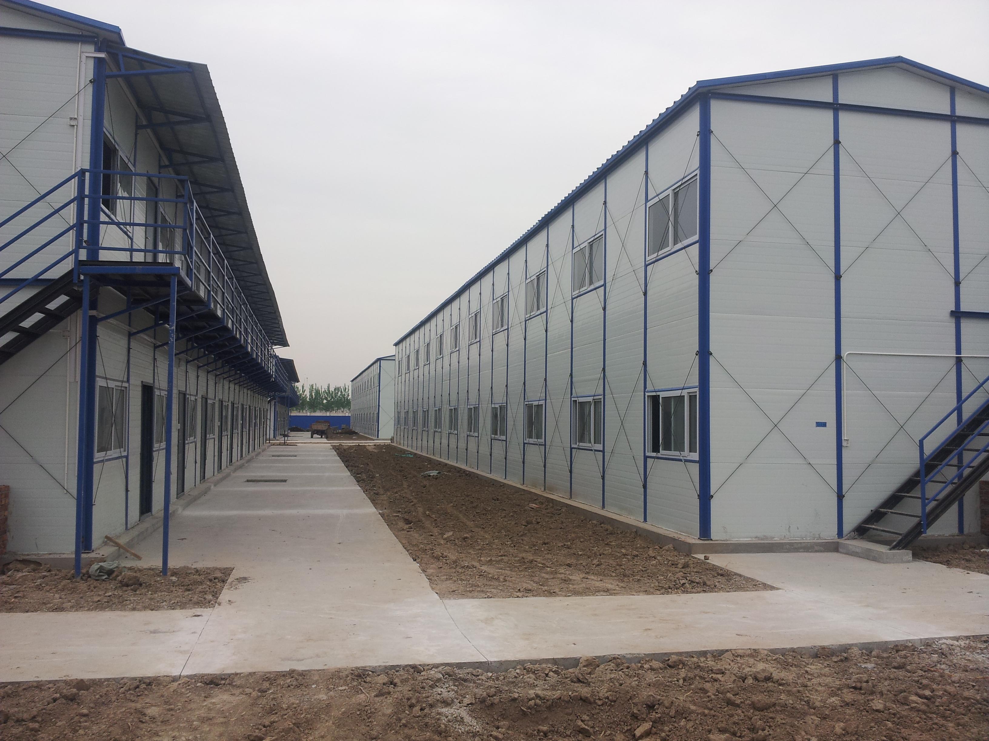 低价环保北京彩钢房,工地保暖北京通州活动房
