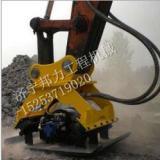 济宁邦力BL100挖掘机液压夯实器 挖掘机变身平板夯 夯实斜坡地面