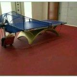 室内乒乓球地胶 乒乓球场地地胶 乒乓球塑胶地胶