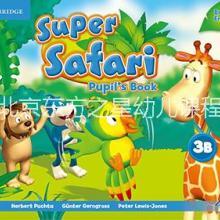东方之星剑桥幼儿英语SuperSafari剑桥英语SuperSafari图片
