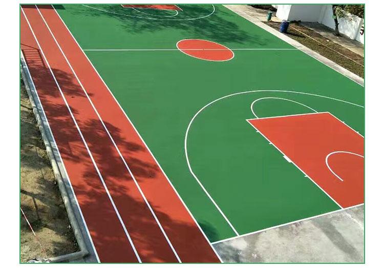 米澳晨 丙烯酸球场 硅pu球场 硅pu球场材料 硅pu体育场地