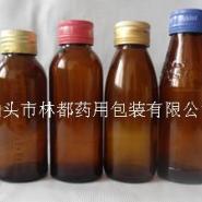 100ml口服液玻璃瓶图片
