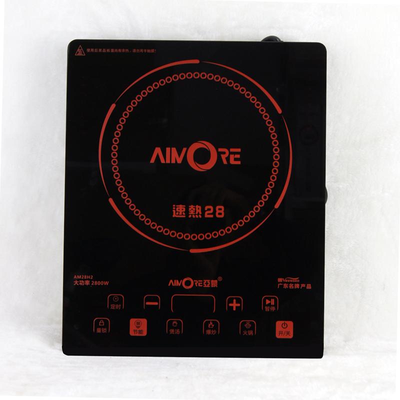 亚蒙电磁炉AM28H2猛火锅触摸