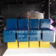 广州玻璃钢雕塑优质厂家 供应玻璃钢魔方雕塑 各类创意园林魔方造型装饰品