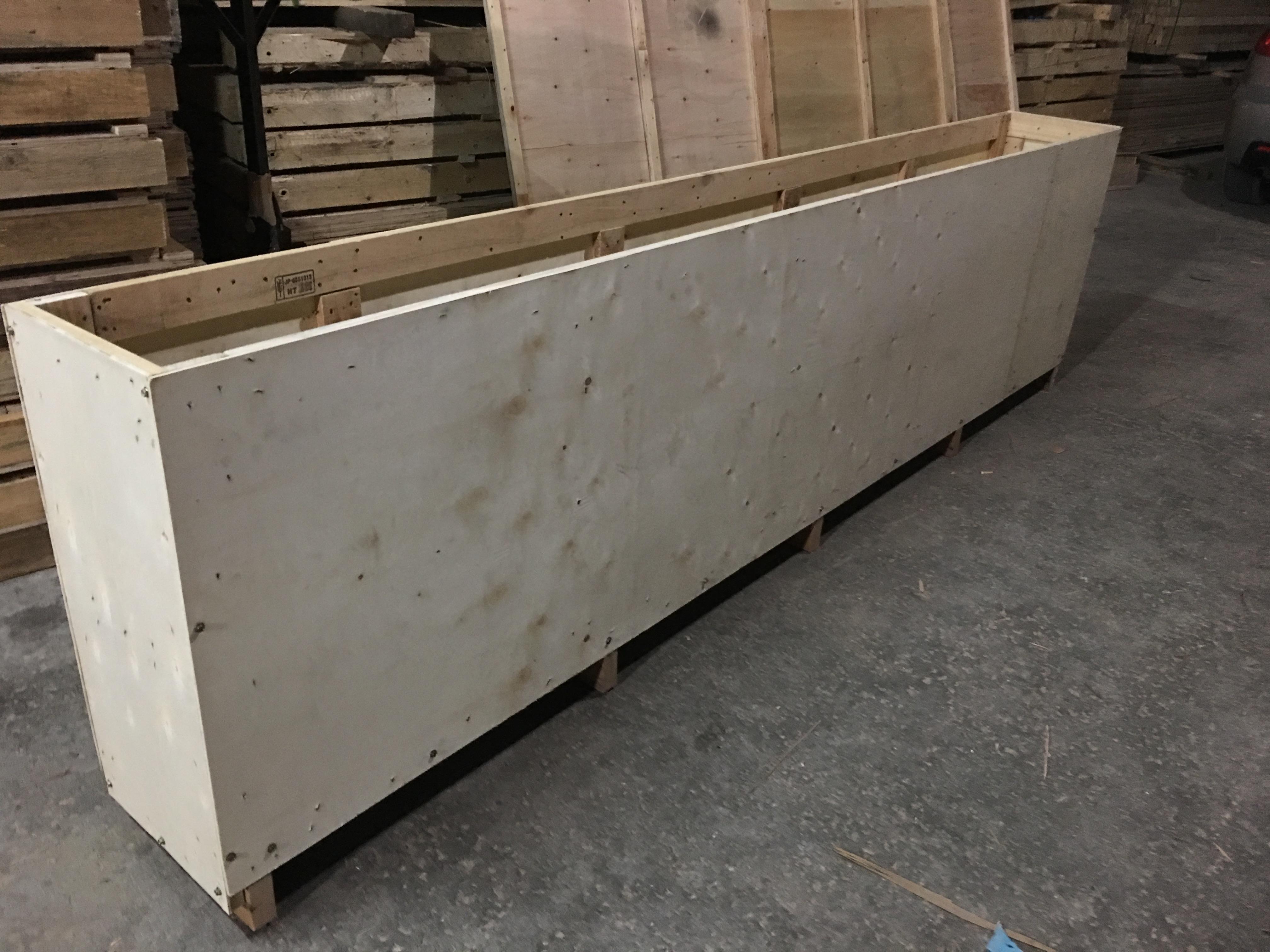 厂家推荐卡扣式木箱 包边木箱 包装木箱 佛山木箱 质量上乘