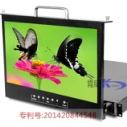 供应液晶监视器带音频切换显示 液晶监视器带音频切换显示价格 17寸折叠液晶监视器 17寸1U折叠液晶监视器