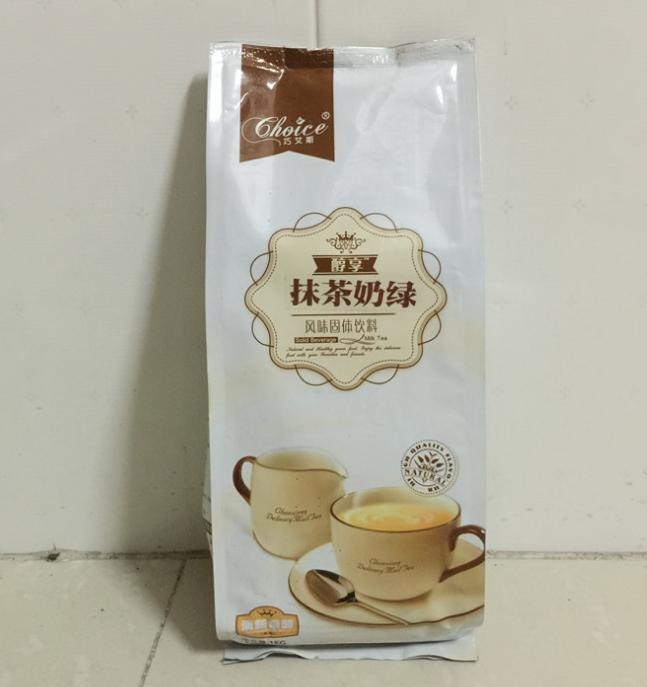 巧艾斯醇享红枣牛奶奶茶 奶茶店专用奶茶粉1kg袋装速溶奶茶多口味