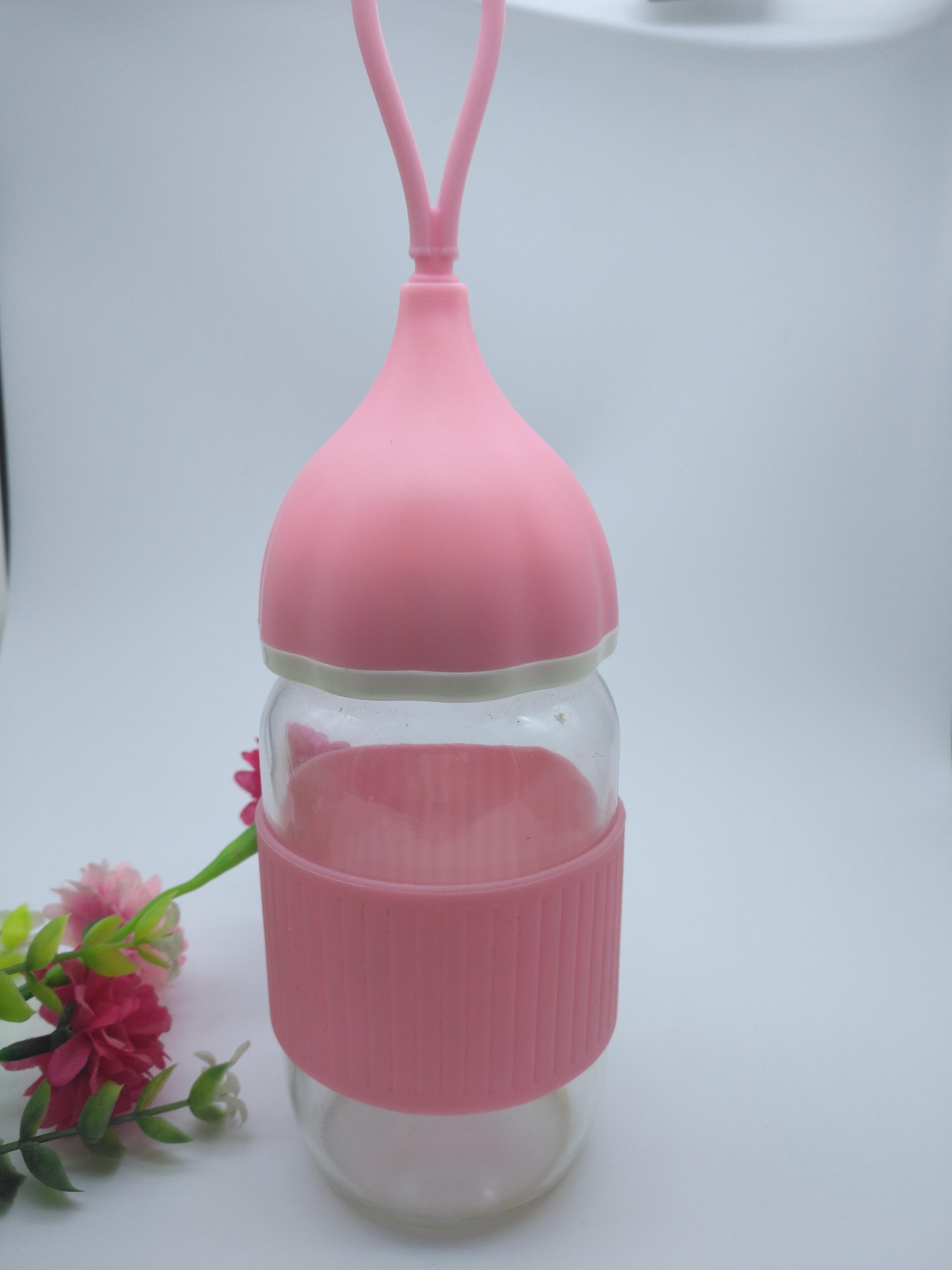 蘑菇杯酷帅杯小爱杯企鹅杯便携杯卡新式玻璃杯小艾杯厂