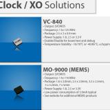 VC-840 MO-9000   Vectron高温定时时钟
