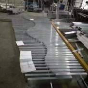 厂家直供异形铝方通图片