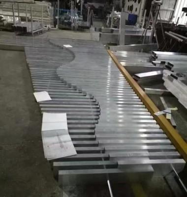 铝方通吊顶天花图片/铝方通吊顶天花样板图 (2)