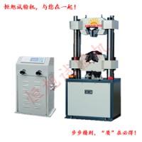 微机控制四立柱电液伺服材料试验机