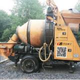 混凝土搅拌拖泵的润滑脂要注意什么
