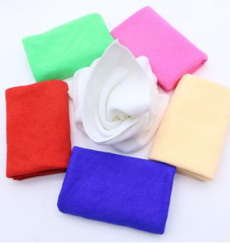 超细纤维毛巾纳米清洁巾干发巾汽车洗车擦车巾多功能毛巾