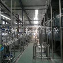 果汁饮料生产线_果汁饮料生产设备
