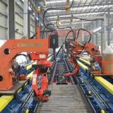波纹腹板H型钢 河南欧斯曼科技股份有限公司