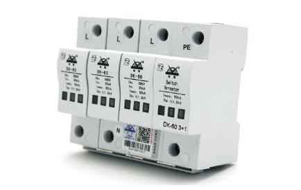 电源浪涌保护器(防雷器SPD)DK-60