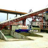 供应混凝土臂架泵车配备砂石分离机(浆水搅拌回收装置) 混凝土砂石分离机