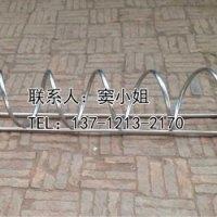 304不锈钢螺旋式停放架