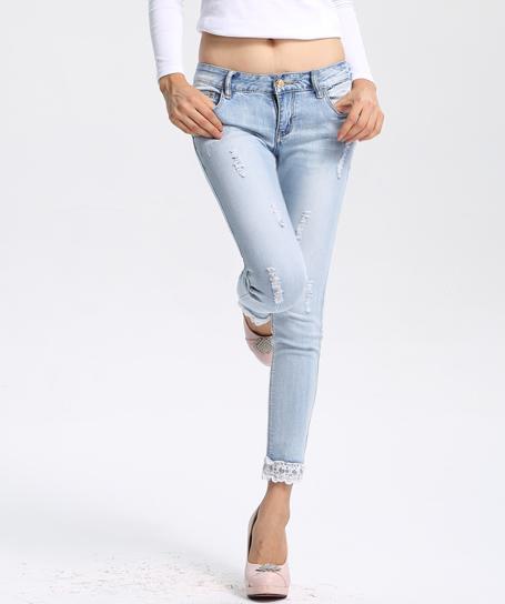 广州银创牛仔加工厂:您有牛仔裤待认领,请及时查收