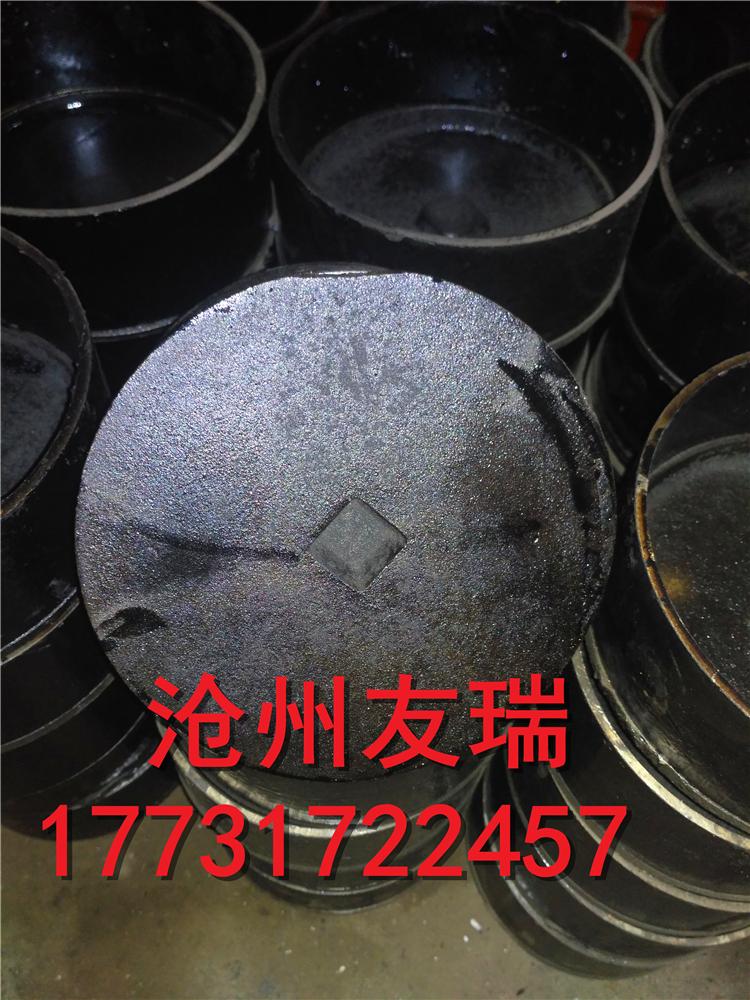 铁盖清扫口  WJ铁盖清扫口  04S301-10标准铸铁清扫口