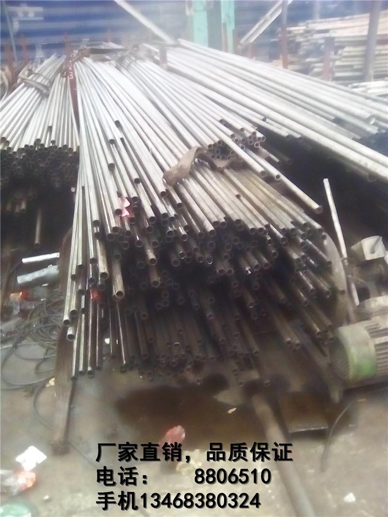 福建漳州45#精密光亮管公差小与无缝管的区别