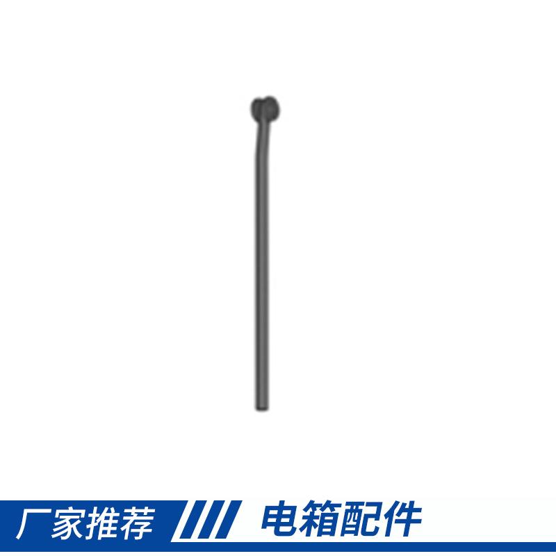 电箱配件 柜体门锁、铰链、拉手、锁扣、搭扣、镀锌锥头钢圆连杆批发