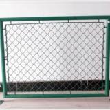 河北安平 框架护栏网 体育围网 勾花护栏网 球场围网
