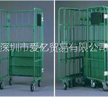 直销日本HANAOKA花冈储运工具车DRB-K4物流台车运输搬运设备