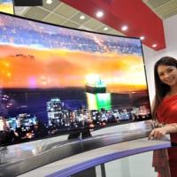 90寸触摸电视机租赁 4K电视机租赁 裸眼3D电视机租赁 展会显示设备租赁 图片|效果图