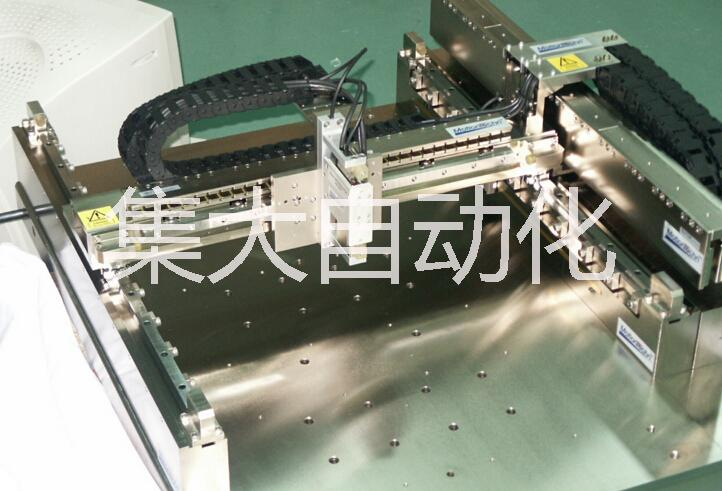 直线电机模组