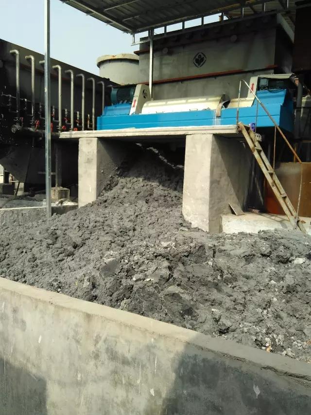 沙场泥浆分离设备