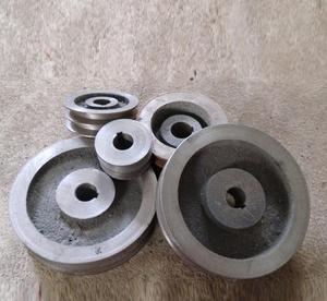 生产加工铸铁皮带轮皮带盘A型单槽销售